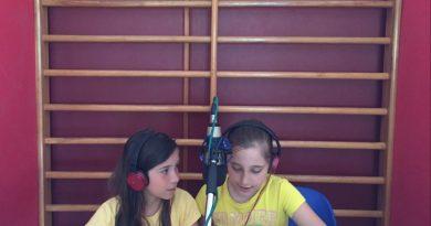 """Alla Primaria """"Don Milani"""" di Lanciano, 4 radio per dare voce alla scuola"""